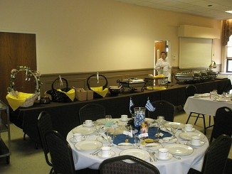 Rent our Banquet Hall
